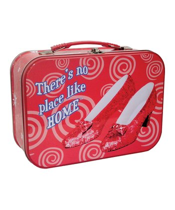 Ruby Slippers Tin Tote