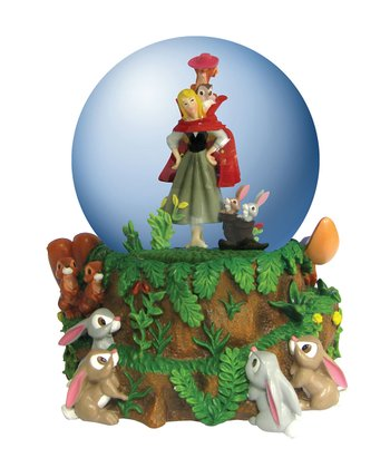 Sleeping Beauty Water Globe