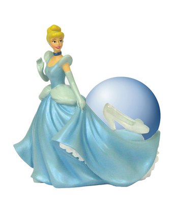 Cinderella's Glass Slipper Water Globe