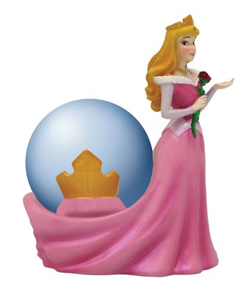 Sleeping Beauty's Crown Water Globe