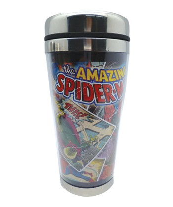 Vintage Spider-Man Travel Mug