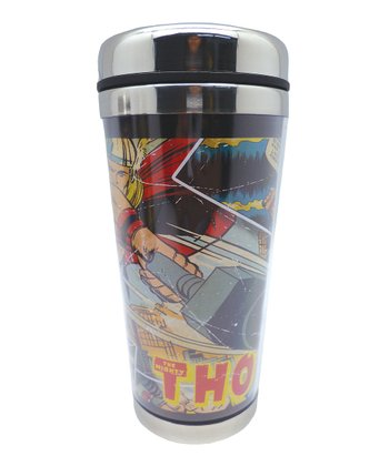 Vintage The Mighty Thor Travel Mug
