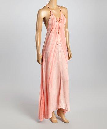 Raviya Coral Racerback Dress
