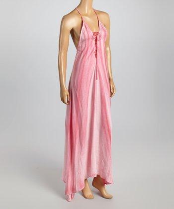 Raviya Pink Racerback Dress