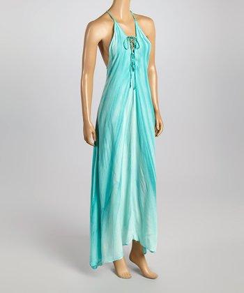 Raviya Seafoam Racerback Dress