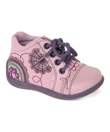 Light Pink Rosalyn Sneaker