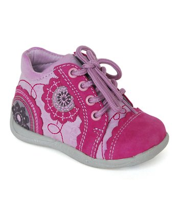 Hot Pink Rosalyn Sneaker