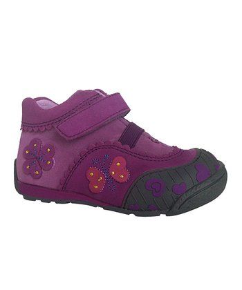Purple Cynthia Shoe