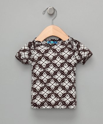 Chocolate Tile Tee - Infant