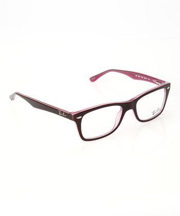 Top Brown & Pink Glasses