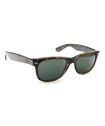 Tortoise 52-mm New Wayfarer Sunglasses