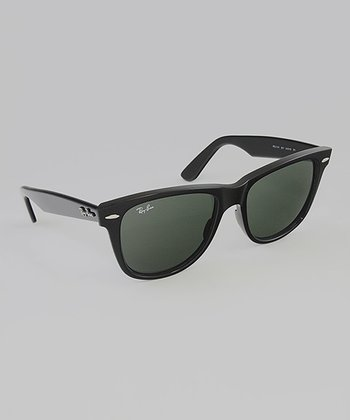 Black Original Wayfarer Sunglasses