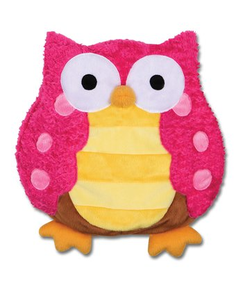 Pink Owl Silly Sack