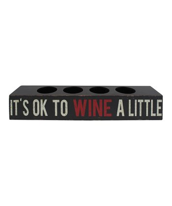 Wine Bottle Holder Box