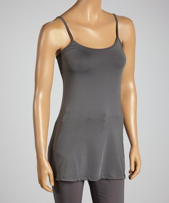 Young Essence Gray Camisole