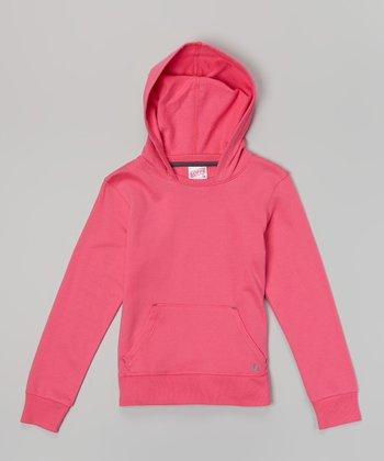 Pink Glo Seasonless Hoodie - Girls