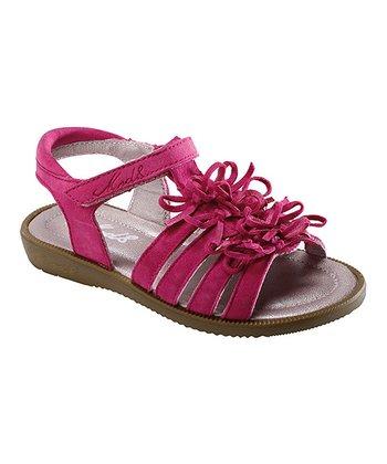 MOD8 Fuchsia Holistoire Leather Sandal
