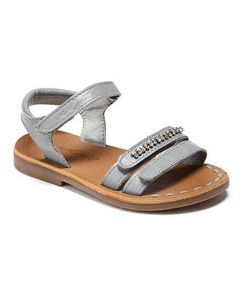 MOD8 Gray Zoame Leather Sandal