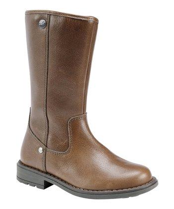 MOD8 Brown Chouchou Leather Boot
