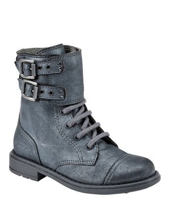 MOD8 Gray Clouter Leather Boot