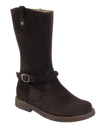 Aster Brown Milli Leather Boot