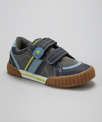 Aidele Gray Adjustable Sneaker