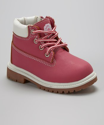 Fast Lee Pink Fast Lee Boot