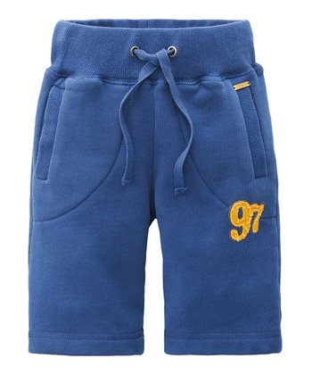 Blue '97' Sport Shorts - Infant, Toddler & Boys