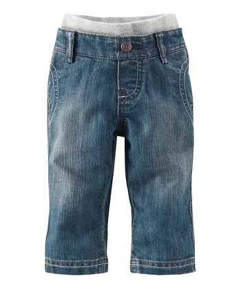 Medium Wash Jeans - Infant
