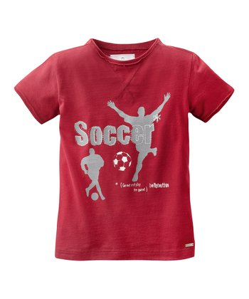 Red Soccer Tee - Infant, Toddler & Boys