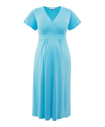Aqua Hedda Maternity Dress