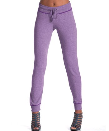 lur® Lilac Lodgepole French Terry Sweatpants - Women & Plus