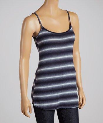 Navy & White Stripe Camisole