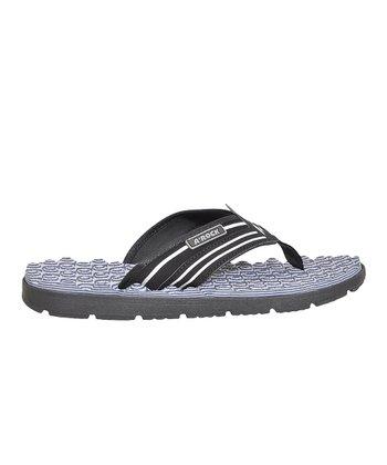 Mariner Blue Massage Sandal - Men