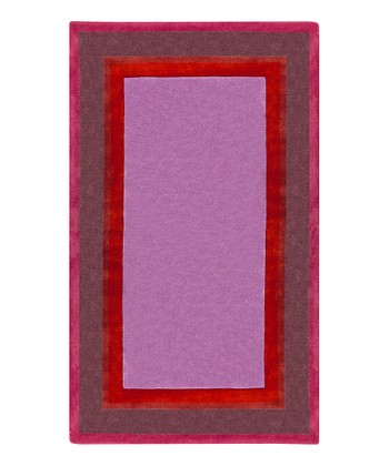 Pink & Violet Young Life Rug