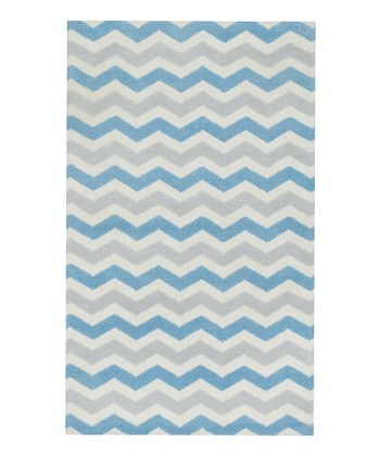 Blue Wave Zoey Rug