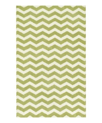 Green Wave Zoey Rug