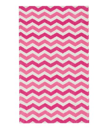 Pink Wave Zoey Rug