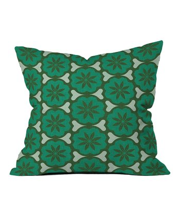 Dutch Pop Throw Pillow