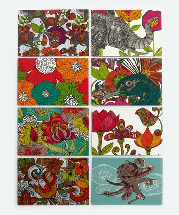 Valentina Ramos Note Card Set