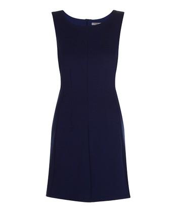 Darling Midnight Blue Angelica Sleeveless Dress