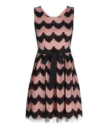 Darling Nude Jemima Sleeveless Dress