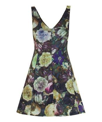 Darling Orchid Layla Sleeveless Dress