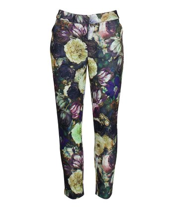 Darling Orchid Layla Skinny Pants