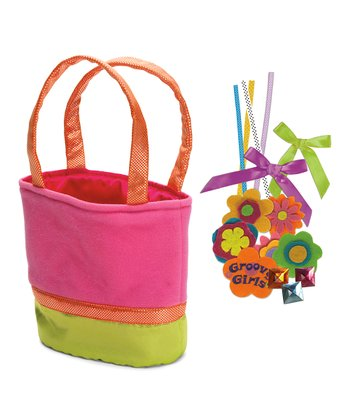 Groovy Girls Design Your Own Handbag Kit