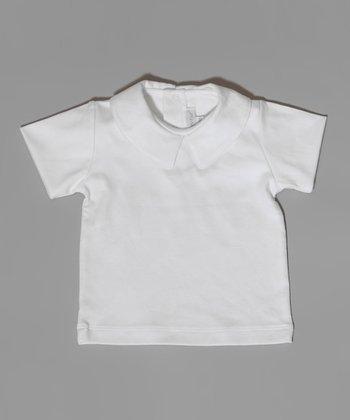 White Polo - Infant