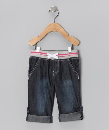 Medium Wash Straight-Leg Jeans - Infant
