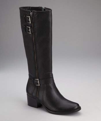 Black Rhumba Boot