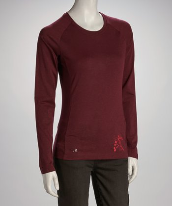 Zin Essence Long-Sleeve Tee