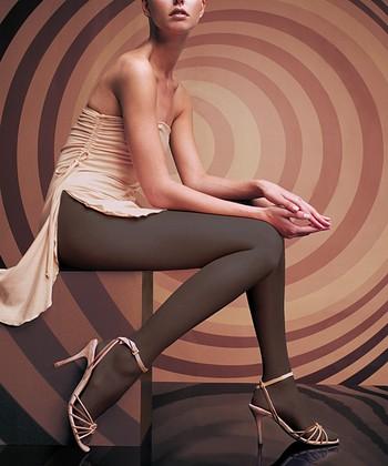 ORI Black Avance Tights - Women
